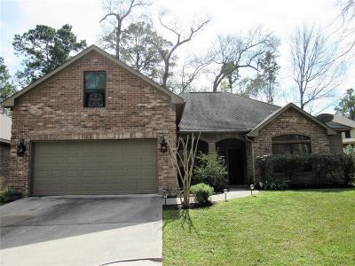 Montgomery Single Family Home For Sale: 13417 Hidden Valley Drive