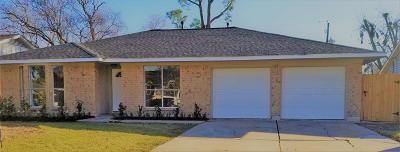 La Porte Single Family Home For Sale: 9922 Catlett Lane