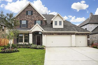 League City Single Family Home For Sale: 412 Westwood Drive