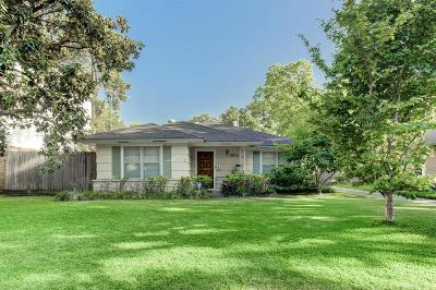 Timbergrove Manor Single Family Home For Sale: 1014 Waltway Drive