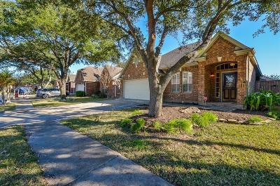 Houston Single Family Home For Sale: 1222 Charlton Park Drive