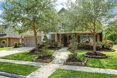 Humble Single Family Home For Sale: 18315 Saxon Creek Drive