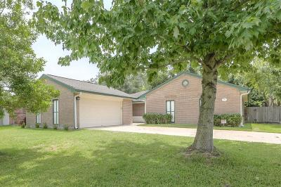 Friendswood Single Family Home For Sale: 2231 Pilgrims Bend Drive