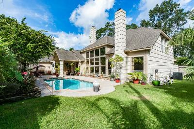Kingwood Single Family Home For Sale: 1818 Teal Arbor Lane