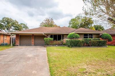 Pasadena Single Family Home For Sale: 2503 Halkies Road