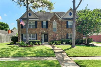 Houston Single Family Home For Sale: 15514 Bay Forest Drive