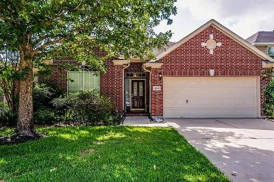 Katy Single Family Home For Sale: 1703 Fossil Park Drive