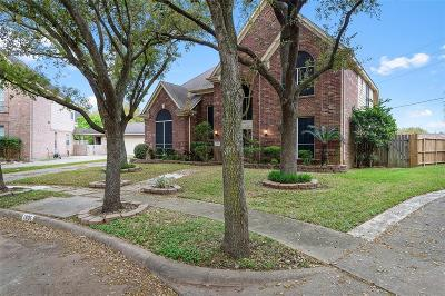 Sugar Land Single Family Home For Sale: 1806 Hickory Hill Court