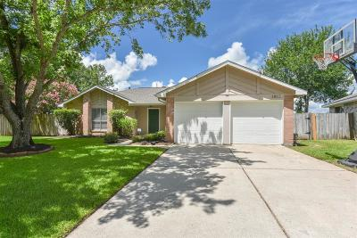 League City TX Single Family Home For Sale: $195,000