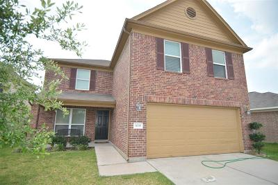 Katy Single Family Home For Sale: 3035 Thicket Path Way