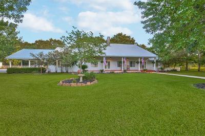 Humble Single Family Home For Sale: 2135 S Houston Avenue #C
