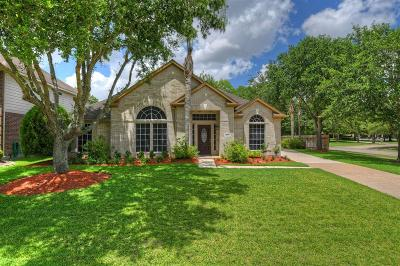 League City Single Family Home For Sale: 4502 Canyon Crest Drive