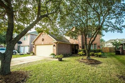 Katy Single Family Home For Sale: 20714 Mustang Falls Court