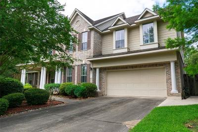 The Woodlands Single Family Home For Sale: 43 W Beckonvale Circle