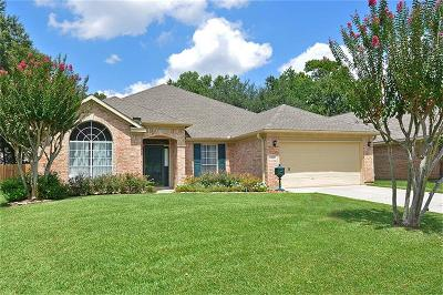 Humble Single Family Home For Sale: 6319 Hedge Maple Court