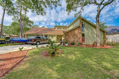 Baytown Single Family Home For Sale: 4706 Spring Lane