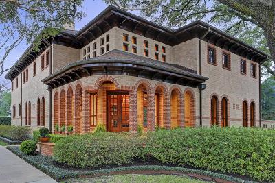 Harris County Single Family Home For Sale: 6501 Brompton Road