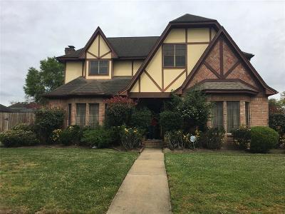 Houston Single Family Home For Sale: 15302 W Bonita Springs Drive