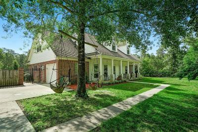 Magnolia Single Family Home For Sale: 29616 Highland Boulevard