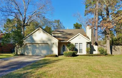 Kingwood Single Family Home For Sale: 5210 Creek Shadows Drive