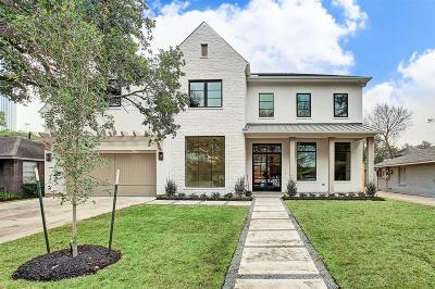 Houston Single Family Home For Sale: 4710 Waring Street