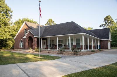 Montgomery Single Family Home For Sale: 20043 Peel Road
