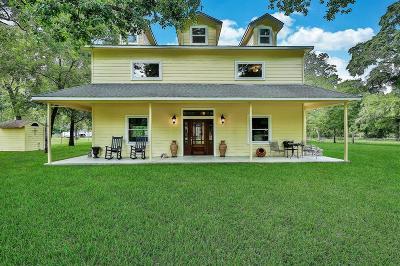 Spring Single Family Home For Sale: 22937 Fritz Lane