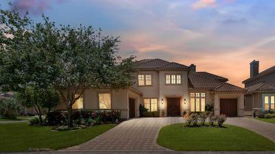 Houston TX Single Family Home For Sale: $939,000