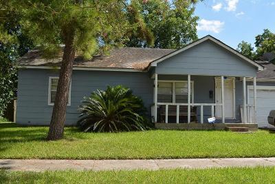 Deer Park Single Family Home For Sale: 118 E 2nd Street