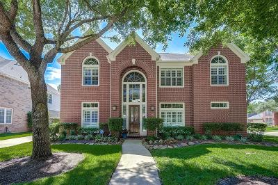 Katy Single Family Home For Sale: 4735 Gladesdale Park Lane