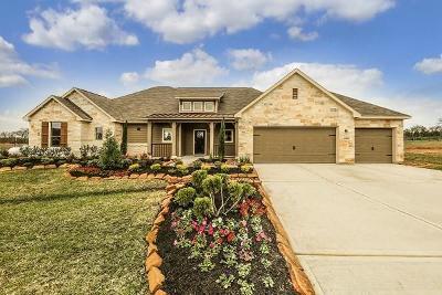 Hockley Single Family Home Pending: 29810 Deerskin Drive