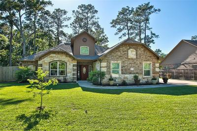 Magnolia Single Family Home For Sale: 415 Weisinger Drive
