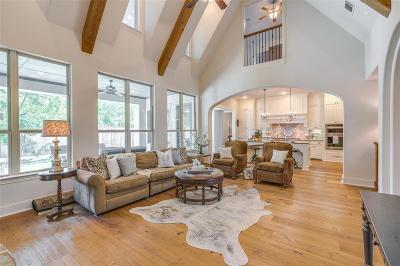 Montgomery Single Family Home For Sale: 119 Carapace Cove Place
