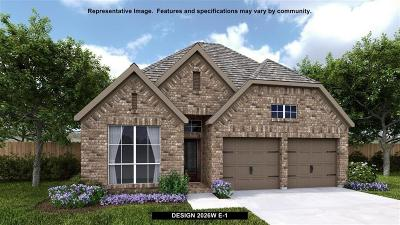 Pearland Single Family Home For Sale: 3218 Primrose Canyon Lane
