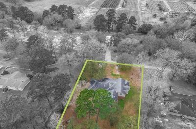 Tomball Single Family Home For Sale: 11015 Solomon Road