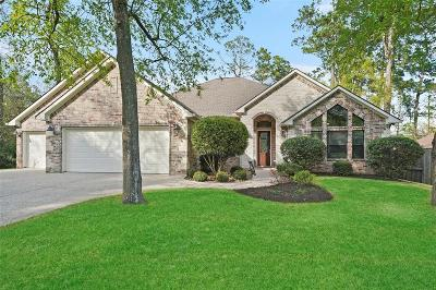 Single Family Home For Sale: 11702 Willowrun Drive