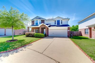 Houston Single Family Home For Sale: 3618 Clayton Trace Trail
