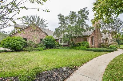 Missouri City Single Family Home For Sale: 7831 Moonlight Court