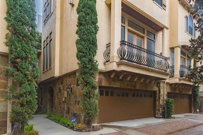 Houston Condo/Townhouse Option Pending: 330 Bomar Street