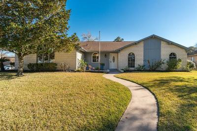 Friendswood Single Family Home For Sale: 5451 Appleblossom Lane