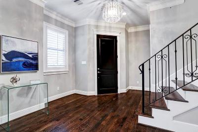 Houston Condo/Townhouse For Sale: 2041 Sheridan Street B
