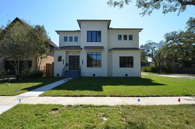 Bellaire Single Family Home For Sale: 5123 Evergreen Street