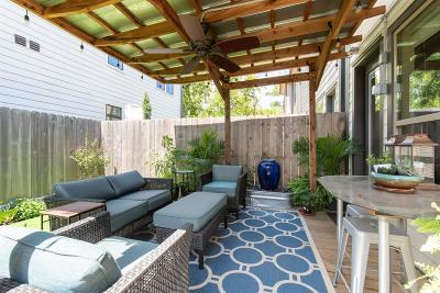 Houston Single Family Home For Sale: 1321 Laird Street