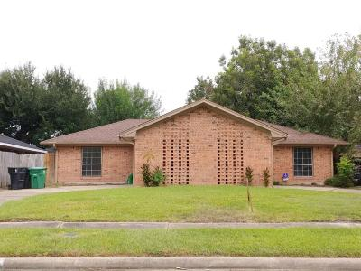 Houston TX Single Family Home For Sale: $230,000