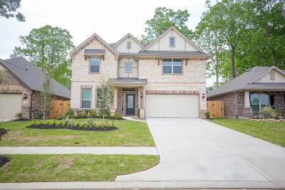 New Caney Single Family Home For Sale: 23684 Alder Branch Lane