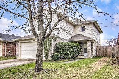 Tomball Single Family Home For Sale: 11838 Sandy Stream Drive