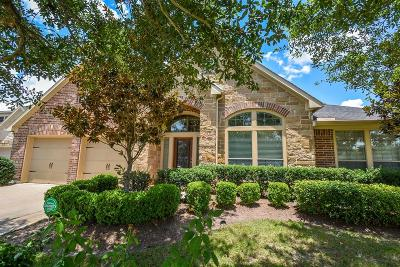 Fulshear TX Single Family Home For Sale: $377,500
