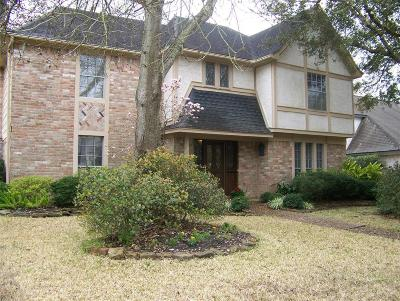 Humble Single Family Home For Sale: 5918 Gnarled Oaks Court
