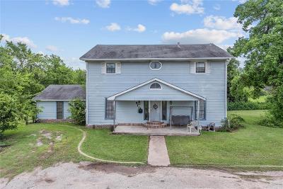 Bryan Single Family Home For Sale: 911 McAshan Street