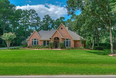 Tomball Single Family Home For Sale: 22903 Laurelwood Lane